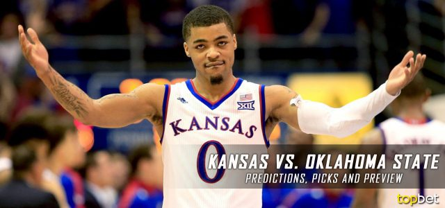 Kansas Jayhawks vs. Oklahoma State Cowboys Predictions, Picks, Odds and NCAA Basketball Betting Preview – March 4, 2017