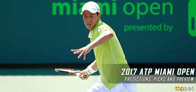 2017 ATP Miami Open Predictions, Picks and Betting Preview