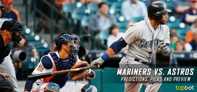 Seattle Mariners vs. Houston Astros Predictions, Picks and MLB Preview – April 4, 2017