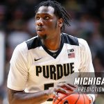 2017 Big Ten Tournament Quarterfinal Round – Michigan Wolverines vs. Purdue Boilermakers Predictions, Picks and NCAA Basketball Betting Preview