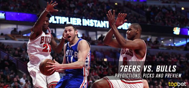 Philadelphia 76ers vs. Chicago Bulls Predictions, Picks and NBA Preview – March 24, 2017