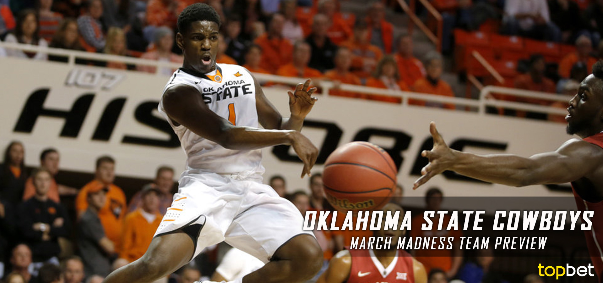 Oklahoma State – March Madness Team Predictions / Odds 2017
