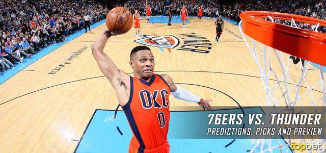76ers Vs Kings News: 76ers Vs Thunder Predictions And Preview