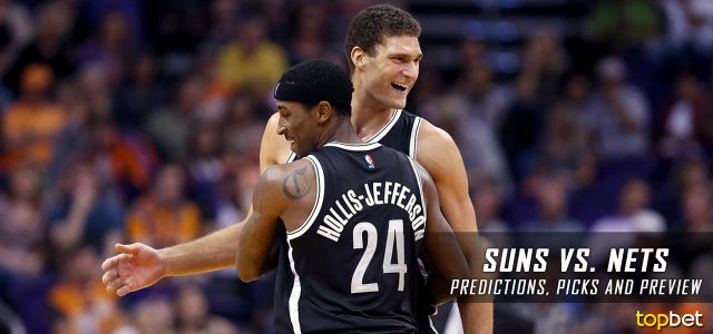 Phoenix Suns vs. Brooklyn Nets Predictions, Picks and NBA Preview – March 23, 2017
