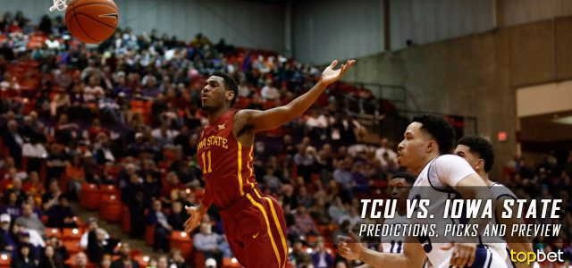 2017 Big 12 Tournament Semifinal Round – TCU Horned Frogs vs. Iowa State Cyclones Predictions, Picks and NCAA Basketball Betting Preview