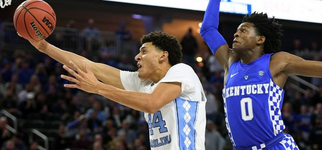 2017 March Madness Elite Eight – North Carolina Tar Heels vs. Kentucky Wildcats Predictions, Picks and NCAA Basketball Betting Preview