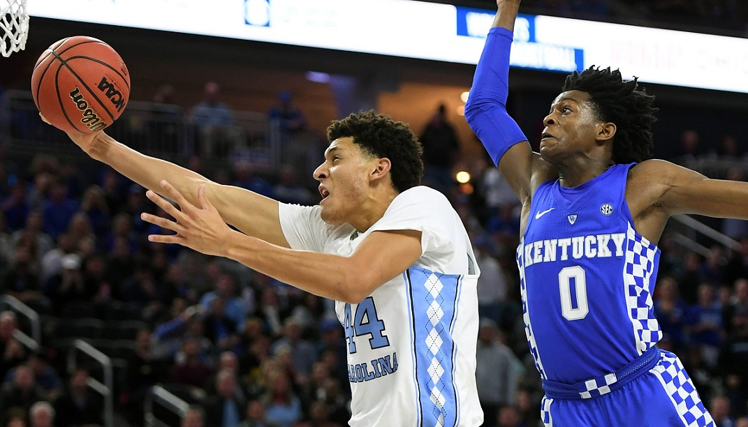 North Carolina Vs Kentucky March Madness 2017 Predictions