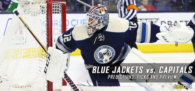 Columbus Blue Jackets vs. Washington Capitals Predictions, Picks and NHL Preview – March 23, 2017