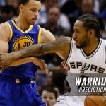 Golden State Warriors vs. San Antonio Spurs Predictions, Picks and NBA Preview – March 11, 2017
