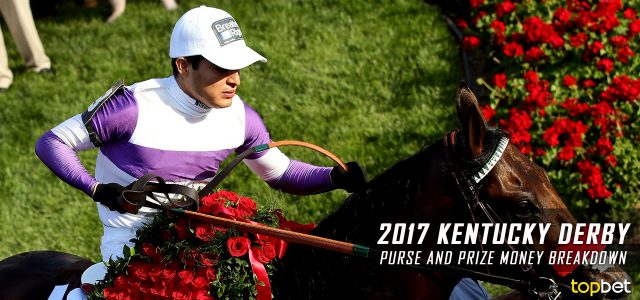sports betting money line derby favorites 2017