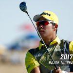2017 Masters Major Tournament Player Rankings