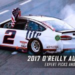 2017 O'Reilly Auto Parts 500 Expert Picks and Predictions – NASCAR Betting Preview