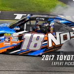 2017 Toyota Owners 400 Expert Picks and Predictions – NASCAR Betting Preview
