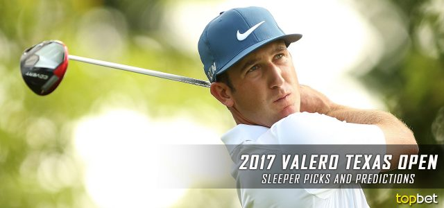 2017 Valero Texas Open Sleeper Picks, Predictions, Odds, and PGA Golf Betting Preview