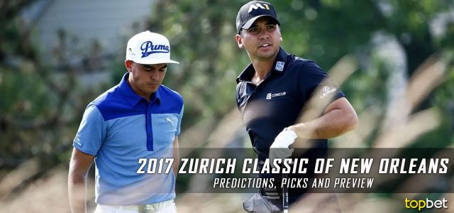 2017 Zurich Classic of New Orleans Predictions, Picks, Odds and PGA Betting Preview