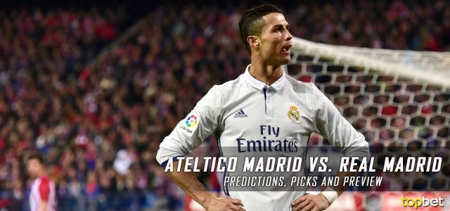 Atletico Madrid vs. Real Madrid Predictions, Picks, and Preview – UEFA  Champions League