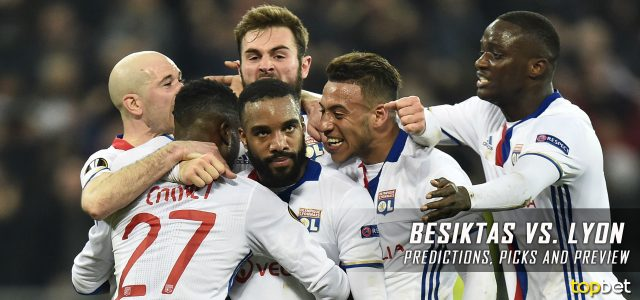 Besiktas vs. Lyon Predictions, Picks, and Preview – UEFA Europa League Quarterfinals Second Leg – April 20, 2017