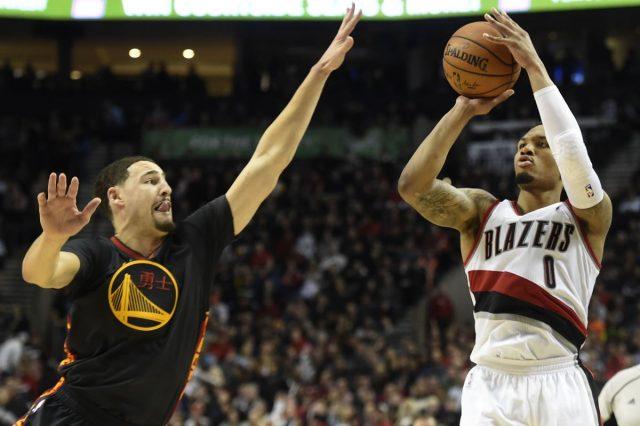 Trail Blazers vs. Warriors - Game Summary - May 1, 2016 - ESPN