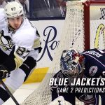 Columbus Blue Jackets vs. Pittsburgh Penguins Predictions, Picks and Preview – 2017 Stanley Cup Playoffs – Eastern Conference First Round Game Two – April 14, 2017