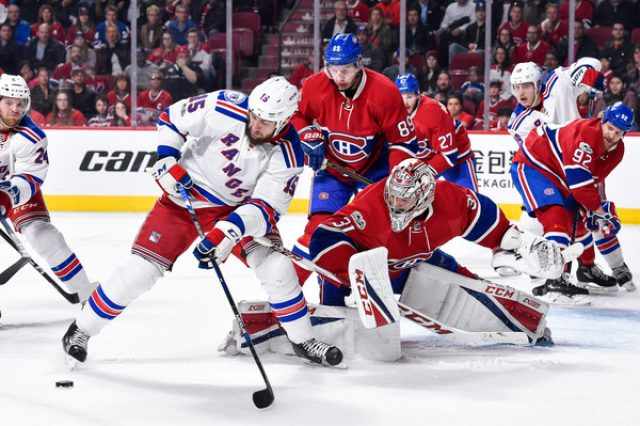 049164ecf Canadiens vs Rangers Series Game 3 Predictions