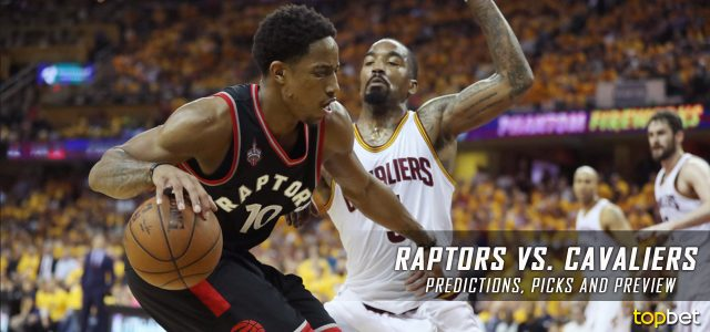 Toronto Raptors vs. Cleveland Cavaliers Predictions, Picks and NBA Preview – April 12, 2017