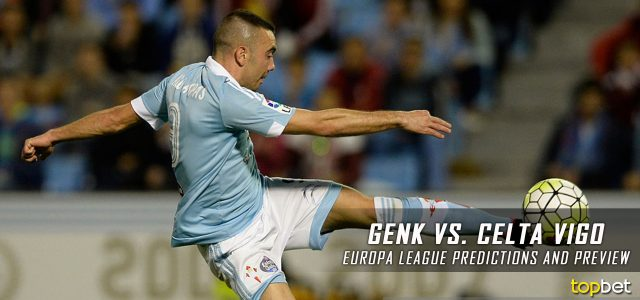Genk vs. Celta Vigo Predictions, Picks, and Preview – UEFA Europa League Quarterfinals Second Leg – April 20, 2017