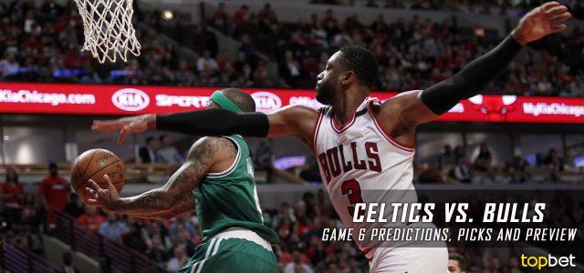 Celtics vs Bulls Series Game 6 Predictions, Picks & Preview