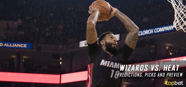 Washington Wizards vs. Miami Heat Predictions, Picks and NBA Preview – April 12, 2017