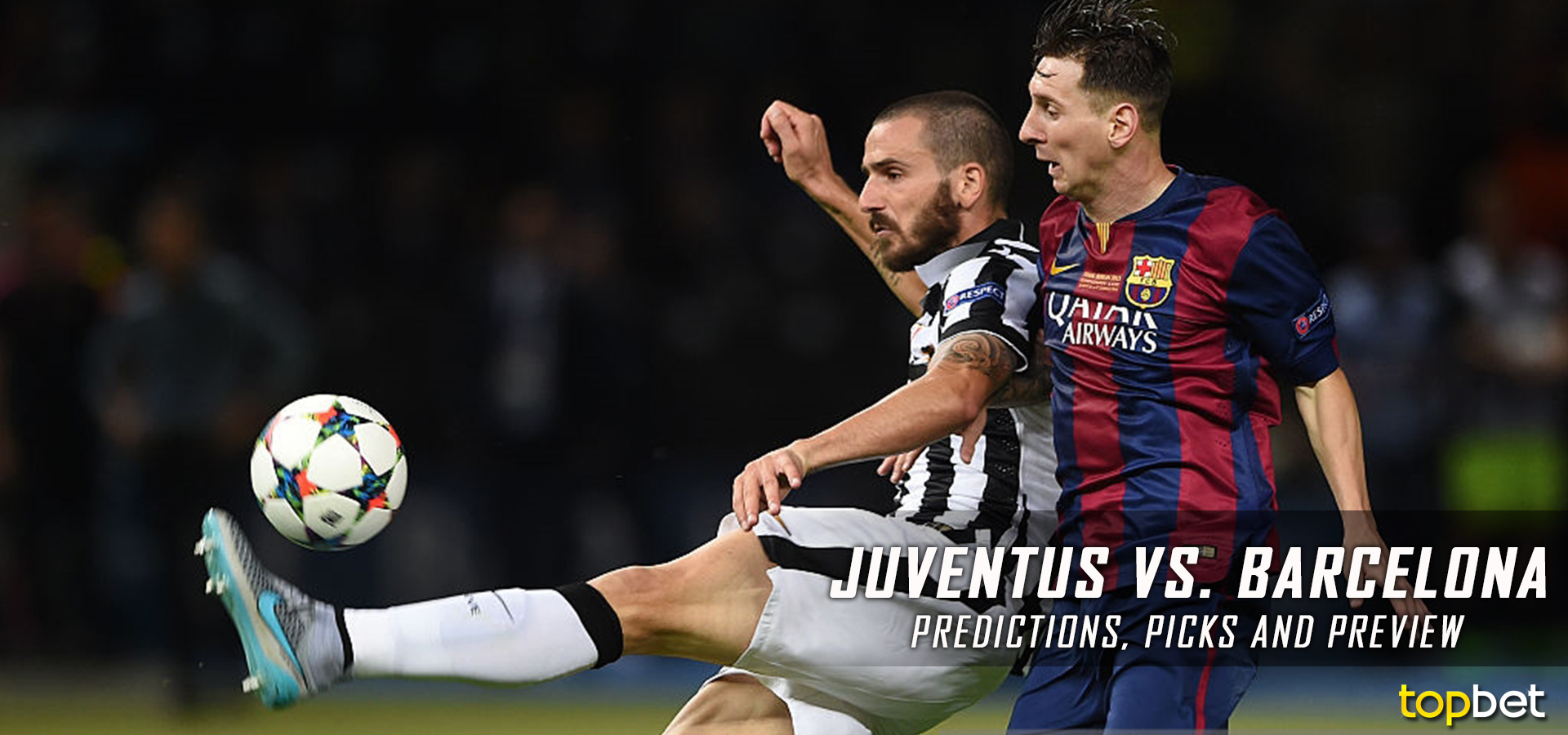 Juventus vs Barcelona Champions League Predictions & Preview