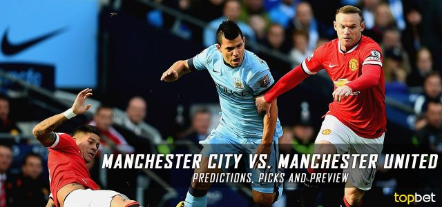 Manchester City vs. Manchester United Predictions, Odds, Picks and Premier League Betting Preview – April 27, 2017