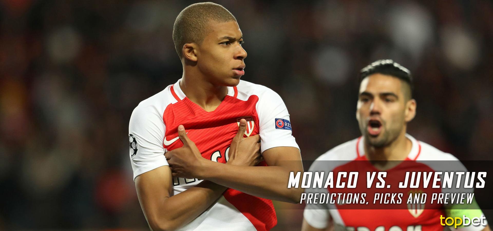 Monaco News: Monaco Vs Juventus Picks And Preview