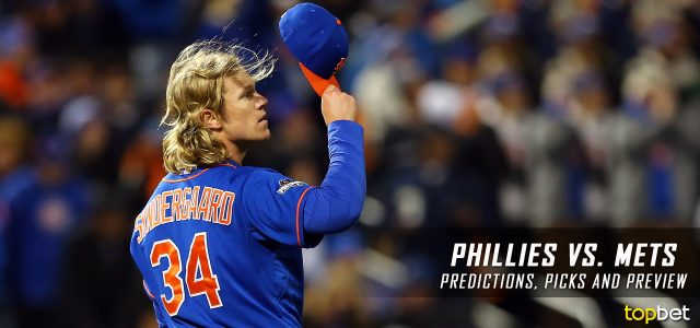 Philadelphia Phillies vs. New York Mets Predictions, Picks and MLB Preview – April 20, 2017