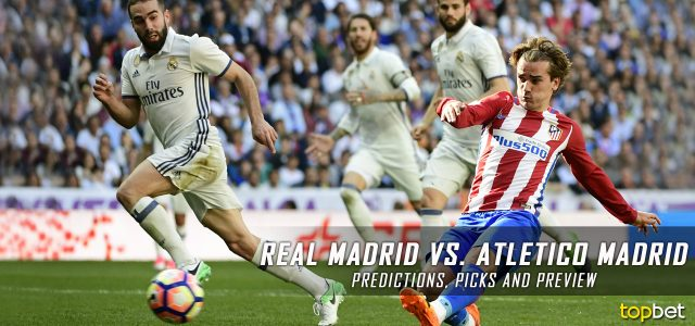 Real Madrid vs. Atletico Madrid Predictions, Picks, and Preview – UEFA  Champions League