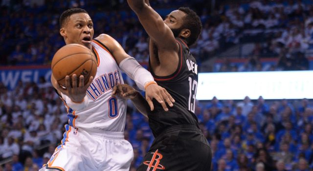 Houston Rockets vs. Oklahoma City Thunder Predictions, Picks and Preview – 2017 NBA Playoffs – Western Conference First Round Game Four