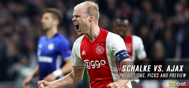 Schalke 04 vs. Ajax Predictions, Picks, and Preview – UEFA Europa League Quarterfinals Second Leg – April 20, 2017