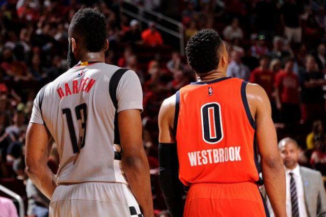 2057abe03a5 Oklahoma City Thunder vs. Houston Rockets Predictions