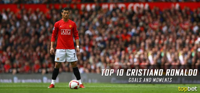Top 10 Cristiano Ronaldo Goals and Moments