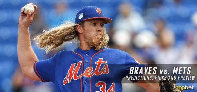 Atlanta Braves vs. New York Mets Predictions, Picks and MLB Preview – April 26, 2017