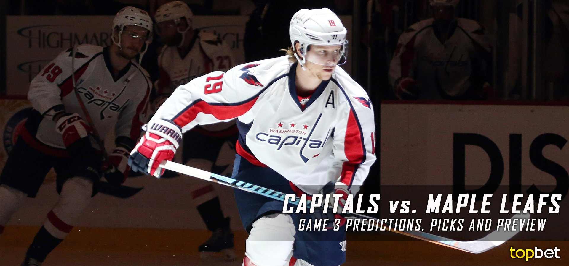 Capitals vs Maple Leafs Series Game 3 Predictions   Preview b8964cd29cd6