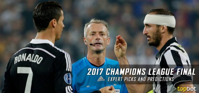 2017 Champions League Final – Juventus vs. Real Madrid Expert Predictions, Picks and Preview