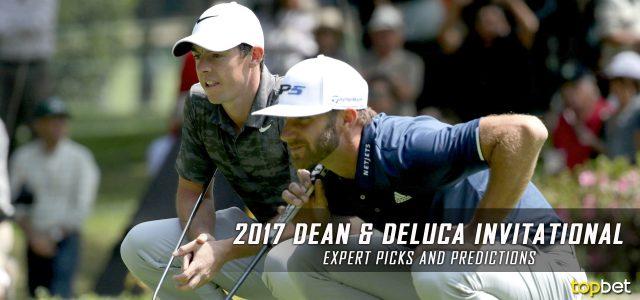 2017 Dean & DeLuca Invitational Expert Picks and Predictions – PGA Golf Betting Preview