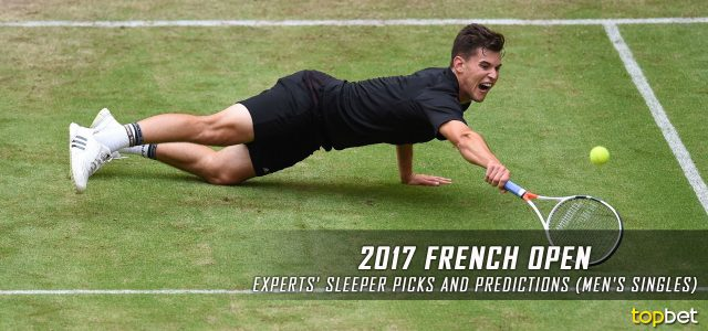 2017 French Open Men's Singles Expert Sleeper Picks and Predictions