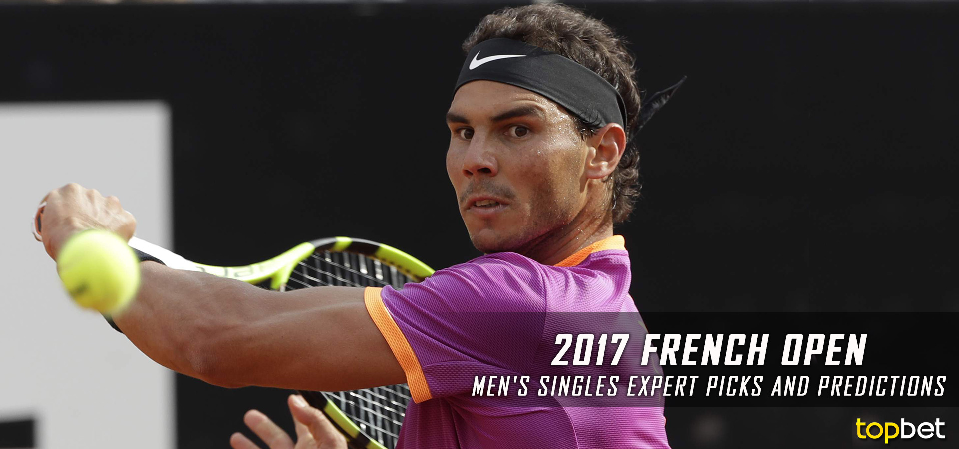 french open man single