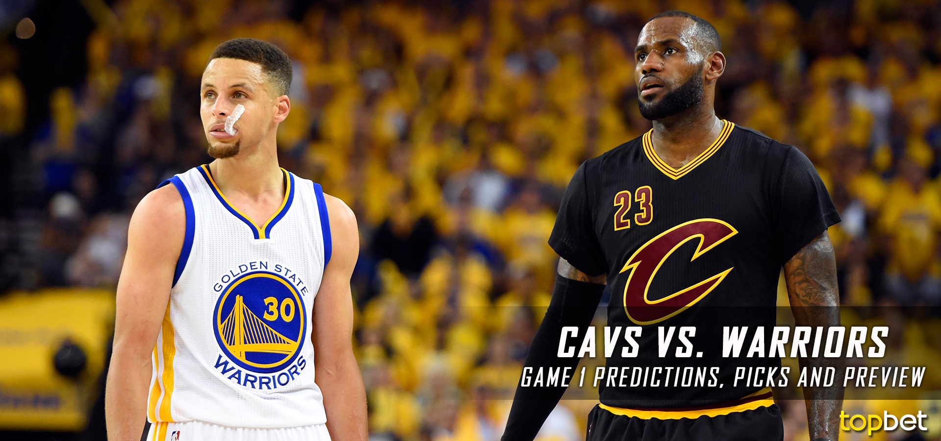 Cavs vs Warriors Game 1 Predictions & Picks: 2017 NBA Finals