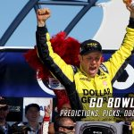 Go Bowling 400 Predictions, Picks, Odds and Betting Preview: 2017 NASCAR Monster Energy Cup Series
