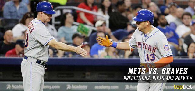 New York Mets vs Atlanta Braves