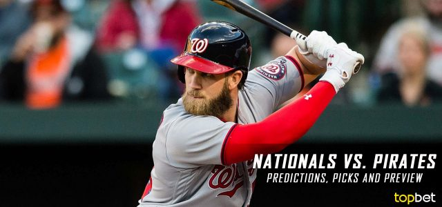 Washington Nationals vs Pittsburgh Pirates