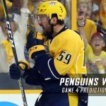 Pittsburgh Penguins vs. Nashville Predators Predictions, Picks, Odds and Preview – 2017 Stanley Cup Final Game Four