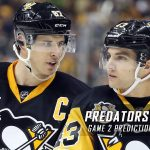 Nashville Predators vs. Pittsburgh Penguins Predictions, Picks, Odds and Preview – 2017 Stanley Cup Final Game Two