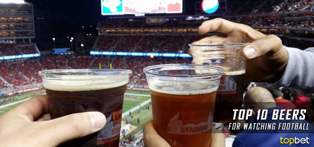 Top 10 Best Beers for Watching Football